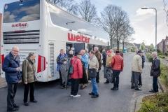 Uitstapje Hulsberg 23-04-2017
