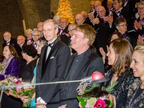 Een zeer geslaagd kerstconcert 2016