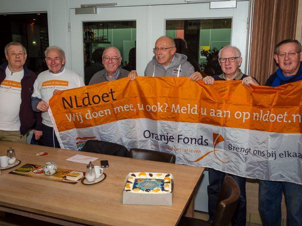 GMK klust voor NL-doet