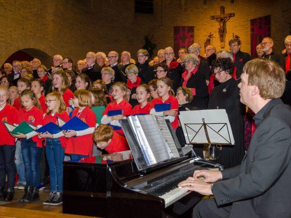 Een gevarieerd Kerstconcert 2017